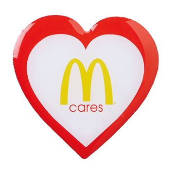 Picture of McDonald's Cares Lapel Pin