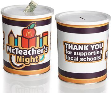 Picture of McTeacher's Night Tip Jar