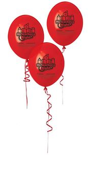 Picture of McTeacher's Night Balloons - 12 per Pack