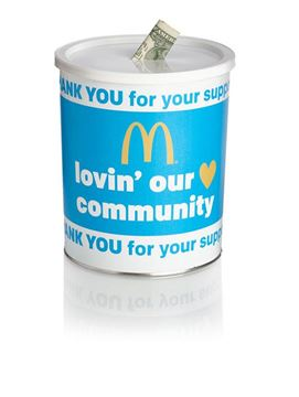 Picture of Lovin' Our Community Tip Jar