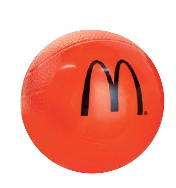 Picture of Orange Mini Basketball