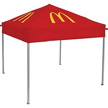 Picture of McDonald's Pop-Up Tent