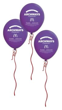 Picture of Archways Balloons - 12 per Pack