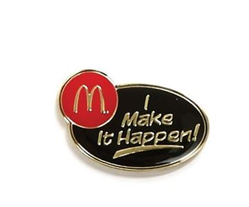 Picture of I Make It Happen Lapel Pin