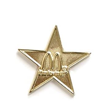 Picture of I'm Lovin' It Star Lapel Pin