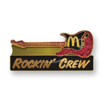 Picture of Rockin' Crew Lapel Pin