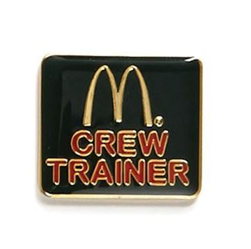 Picture of Crew Trainer Lapel Pin