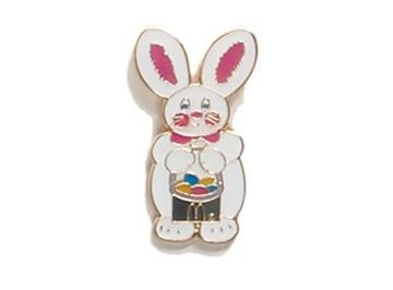 Picture of Bunny Lapel Pin