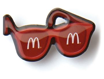 Picture of Sunglasses Lapel Pin