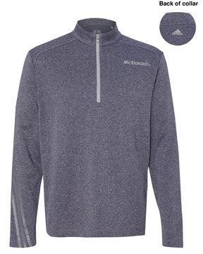 Picture of Men's adidas® 1/4-Zip Pullover