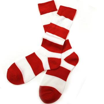 Picture of RMHC Striped Socks
