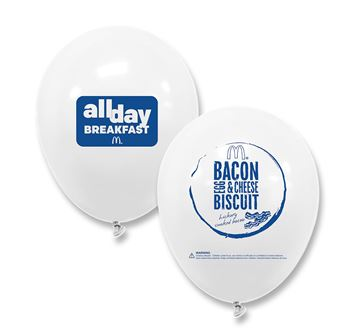 Picture of All Day Breakfast Biscuit Balloons - 36 per Pack