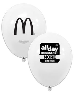 Picture of All Day Breakfast 2.0 Balloons - 36 per Pack