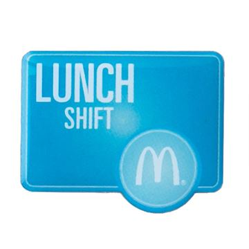 Picture of Lunch Shift Lapel Pin