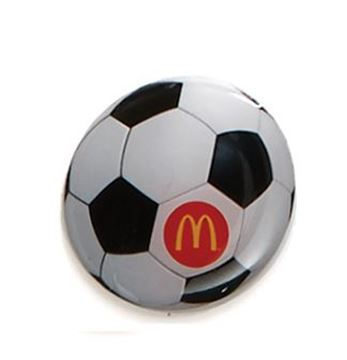 Picture of Soccer Ball Lapel Pin
