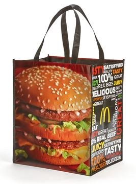 Picture of Big Mac Tote Bag