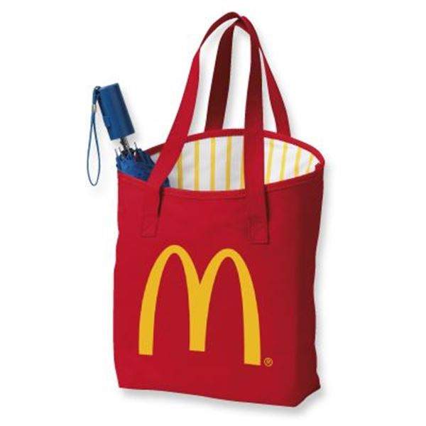 Bags Totes Smilemakers Mcdonalds Approved Vendor For Branded