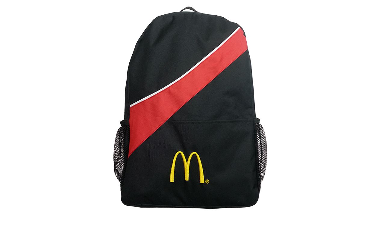 Golden Arches Backpack - Smilemakers  4bb20f1ccf223