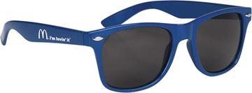 Picture of Blue Malibu Sunglasses