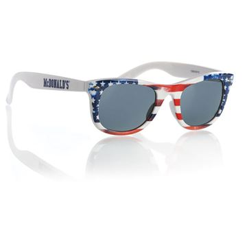 Picture of Patriotic Sunglasses