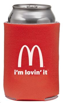 Picture of Red I'm Lovin' It Can Cooler
