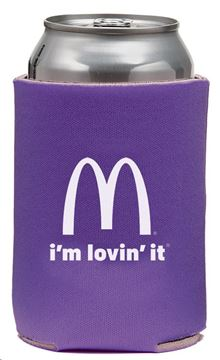 Picture of Purple I'm Lovin' It Can Cooler