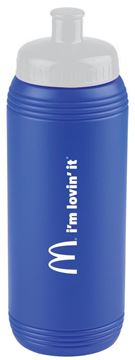 Picture of 16 oz Royal Blue Sports Bottle