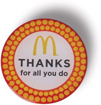 Picture of Thanks Lapel Pin