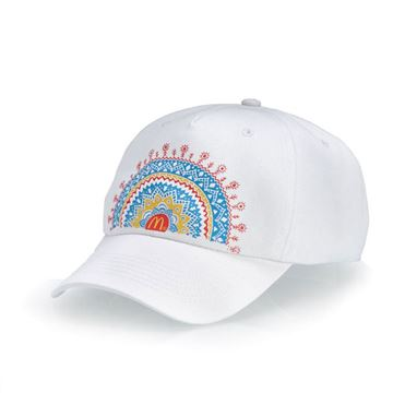 Picture of Ladies' White Baseball Cap