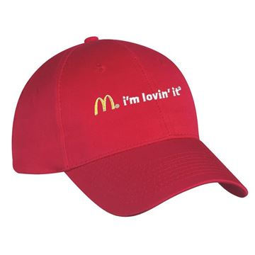 Picture of Red I'm Lovin' It Event Cap