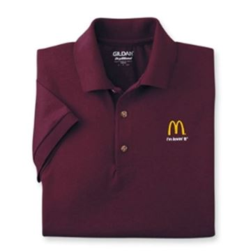 Picture of Maroon I'm Lovin' It Polo