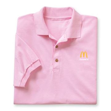Picture of Light Pink I'm Lovin' It Polo