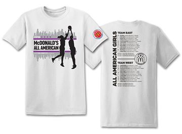 Picture of 2016 Girls Roster T-Shirt