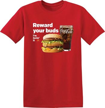 Picture of Reward Your Buds T-Shirt