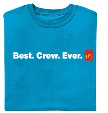 Picture of Best Crew Ever T-Shirt
