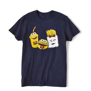 Picture of Happy Meal Guys T-Shirt