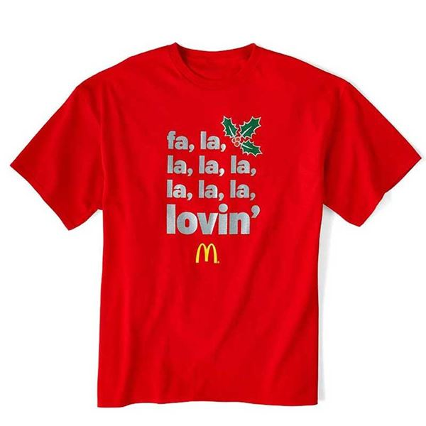 Picture of Red Falalala T-Shirt