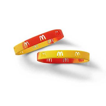 Picture of Arches Silicone Wristbands