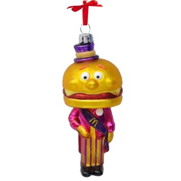 Picture of Mayor McCheese Blown Glass Ornament