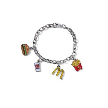 "Picture of 6"" McDonald's Icon Charm Bracelet"