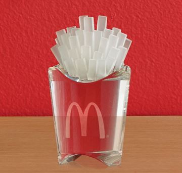 Picture of French Fry Box Crystal