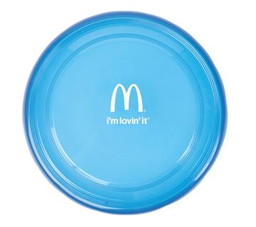 Picture of Blue I'm Lovin' It Flyer