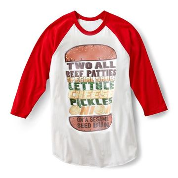 Picture of Big Mac Raglan Tee