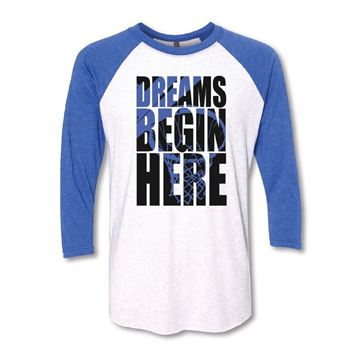 Picture of 2017 Dreams Begin Here Long-Sleeve Tee