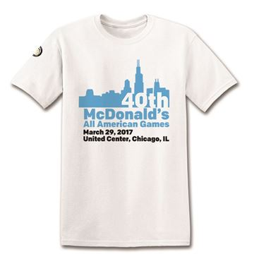 Picture of 2017 Girls Roster T-Shirt