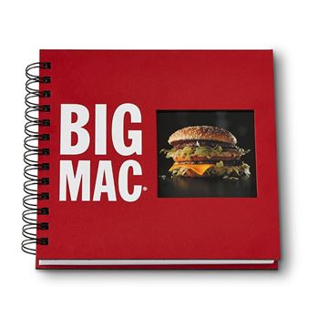 Picture of Big Mac Notebook