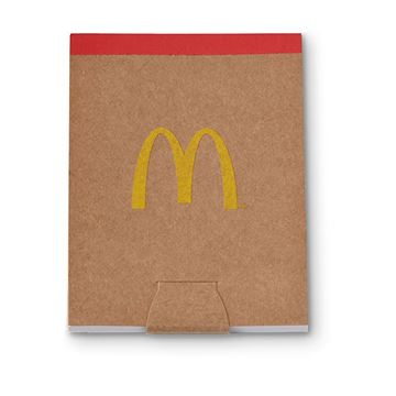 Picture of Event Kraft Notepad