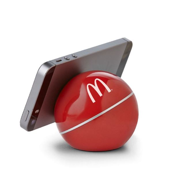 Picture of Red 360° Phone Stand