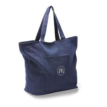 Picture of Arches Denim Tote