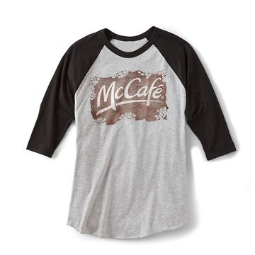 Picture of McCafe Raglan Tee
